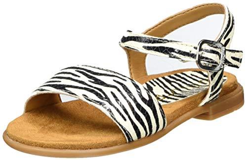 Unisa meisjes Lirita 20_c_zeb_can Peeptoe sandalen