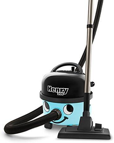 Numatic Henry HDK201-12 - Aspirador en seco, con boquilla adicional para suelos duros y 4 bolsas de vellón Hepa-Flo: Amazon.es: Hogar