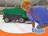 Blippi Visits an Ice Rink