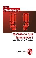 Qu'est-ce que la science? d'Alan F. Chalmers