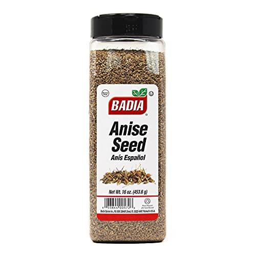 Badia Spices inc Spice, Anise Seed, Whole, 16-Ounce