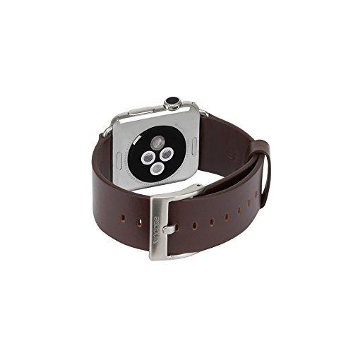 Cinturino in pelle per Apple Watch 38mm 38mm Earthen