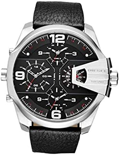 Diesel Casual Watch For Men Analog Leather - DZ7376