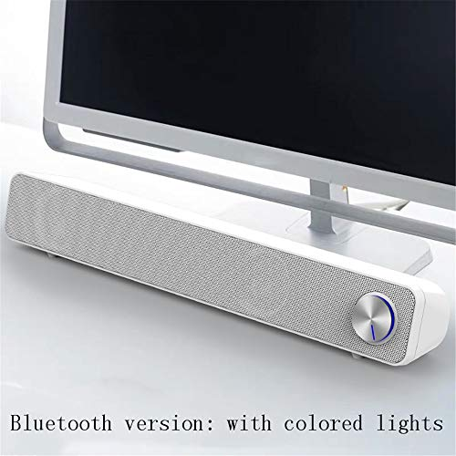 Bluetooth Speaker Computer Desktop Notebook Home Kleine Speaker Mobiele Telefoon Lange Bar Subwoofer Universeel, 420 x 60mm, B2