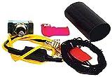 Symtec 210008 Heat Demon ATV Thumb Warmer Kit with Round Rocker Switch