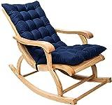 Lovemorebuy - Cuscino per sedia a dondolo da giardino,...