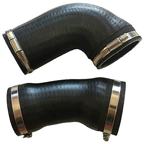 Manguito Turbo Compatible 3RG OEM 11617799400 - Piezas para Coche y Piezas para Moto - Recambios Motor y otras partes de Vehículo Compatibles con Marcas de Coche y Moto
