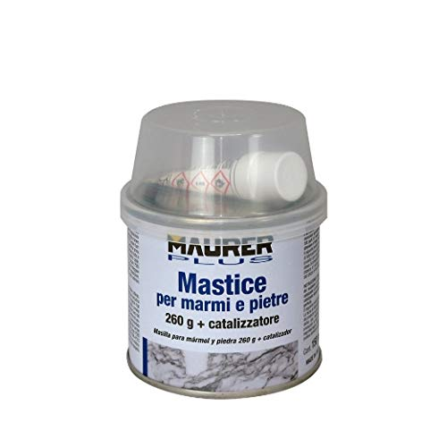 MAURER 14075005 Masilla para Marmol 150 ml. Color Gris