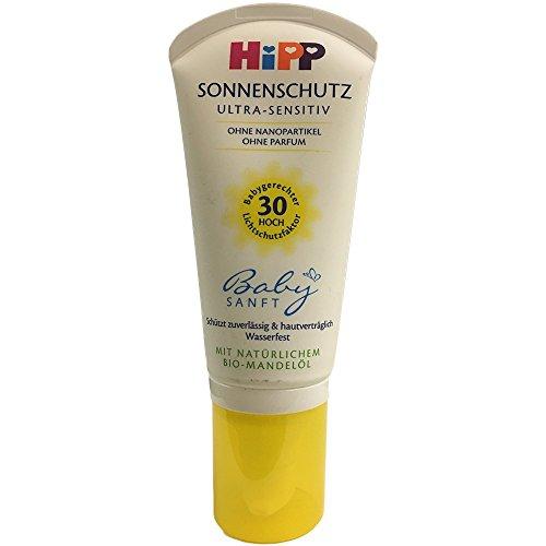 Hipp Babysanft Sonnenschutz LSF 30, 50ml