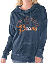 Touch by Alyssa Milano Chicago Bears Women's Fade Route Sweatshirt - Small