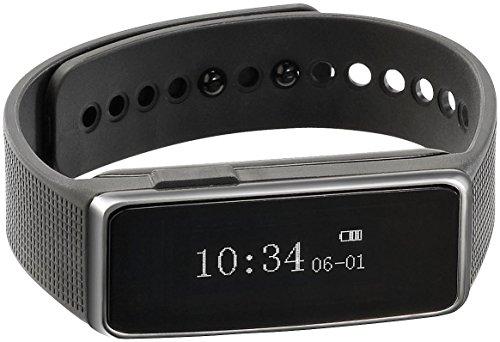newgen medicals Tracker: Fitness-Armband FBT-40 mit Bluetooth-4.0 & Schlafüberwachung (Schrittzaehler)