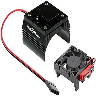 Integy Alum 540 Motor Heatsink w// Cooling Fan for Slash//Stampede//Rustler//Bandit