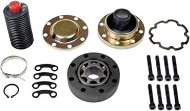 DTA D1932306K Driveshaft Propshaft joint repair kit, Jeep Wrangler, rear side, OE replacement, Replace Dorman 932-306