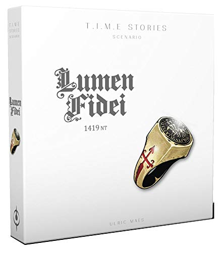 Space Cowboys SCO0007 T.I.M.E Stories-Lumen Fidei (Erw. 5)