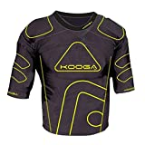 Kooga IPS Junior Rugby Protection Épaule [noir/jaune] - Noir, Small Junior