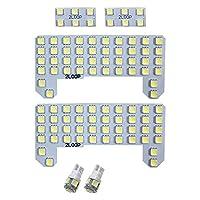 2LOOP(ツーループ) 3チップSMD6点 モビリオ/モビリオスパイク GB1/GB2/GK1/GK2系 LEDルームランプ -純白光
