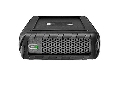 Glyph Blackbox Pro 8 TB, 7200RPM, USB-C (3.1) (Works with 3.0/2.0)