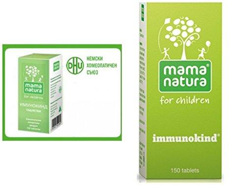 Mama Natura Immunokind 150tbls Children Strengthen the Immune System by mama natura