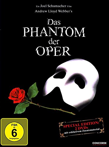 Das Phantom der Oper [Special Edition] [2 DVDs]