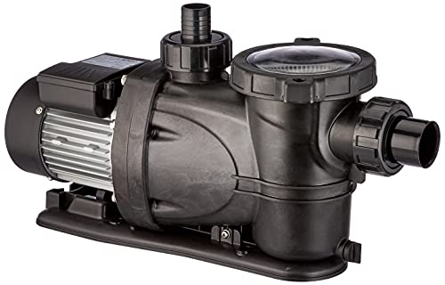 Gre PP101 Bombas de monobloc de filtración, Negro, 60.5x22x28 cm