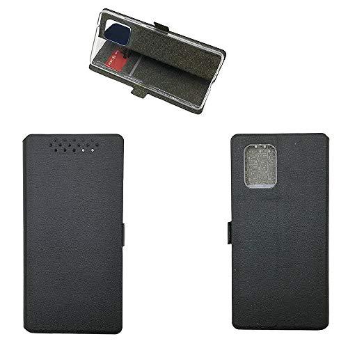 QiongniAN Funda para Samsung SM-G770F/DSM Galaxy S10 Lite/SM-G770F/DS SM-G770U1 SM-G770DS SM-G770F / Galaxy A91 / Galaxy M80S / Galaxy A71 5G Funda Carcasa Case Funda Black
