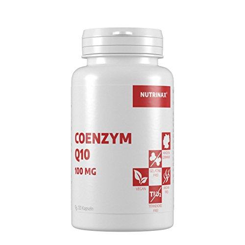Nutrinax -  Coenzym Q10 100mg -