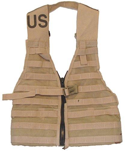 Militar al Aire Libre Ropa previamente Estados Unidos G.I. Coyote Molle II Fighting Carga transportista (Ajustados) Chaleco