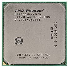 AMD Phenom X4 9500 2.2GHz 4x512KB Socket AM2+ Quad-Core CPU - CPU ONLY