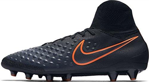 Nike Herren Magista Orden ii ag-pro Fußballschuhe, Schwarz, 40 EU