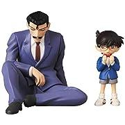 ウルトラディテールフィギュア No.567 UDF 名探偵コナン シリーズ3 眠りの小五郎&江戸川コナン