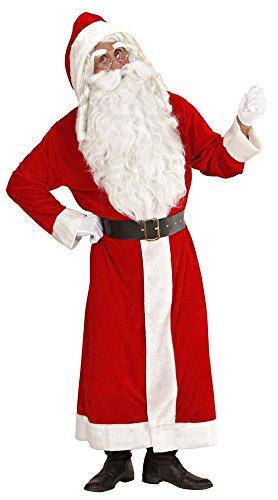 Kerstman kostuum Sinterklaas mantel