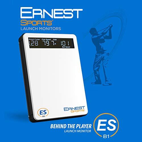 Ernest Sports ES B1 - Golf Launch-Monitor - Radar - Kostenlose App - 4