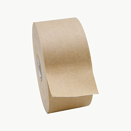 """Shurtape WP-100/NAT72450 WP-100 General Purpose Reinforced Paper Tape: 2-3/4"""" x 150 yd, Natural"""