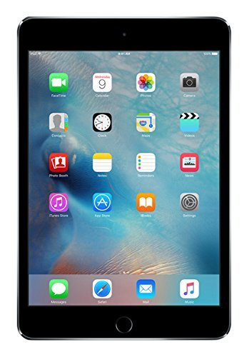 Apple iPad Mini 4 16GB Wi-Fi - Gris Espacial (Reacondicionado)