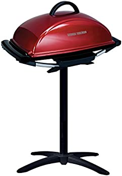 George Foreman 12-Serving Indoor/Outdoor Electric Grill