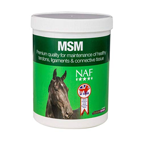 NAF - MSM Pure Horse Joint Supplement x Size: 1 Kg