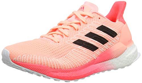 adidas Damen Laufschuhe-FW7822 Cross-Laufschuh, LTFLOR/CBLACK/SIGPNK,40 EU