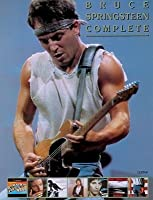 Springsteen/Complete Guitar: Guitar Personality 0898984696 Book Cover