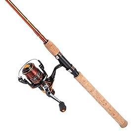 Fladen Canne à pêche Unisexe pour Adulte Vantage 240 cm Vert