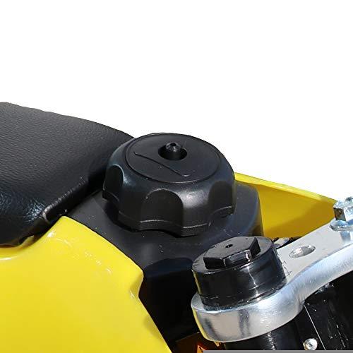 SYX MOTO Holeshot Kids Mini Dirt Bike Parts and Accessories, Fuel Tank Lid