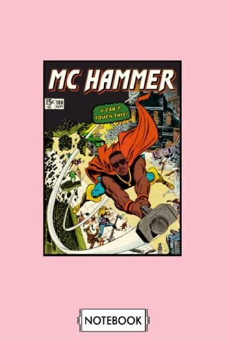 Dangerous Hammer Notebook: Diary, Matte Finish Cover, 6x9 120 Pages, Lined College Ruled Paper, Planner, Journal