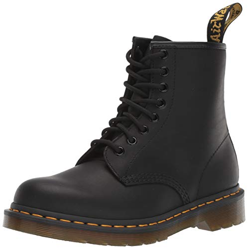 Dr. Martens 1460Z DMC G-B, Unisex-Erwachsene Combat Boots, Schwarz (Black), 39 EU (6 Erwachsene UK)
