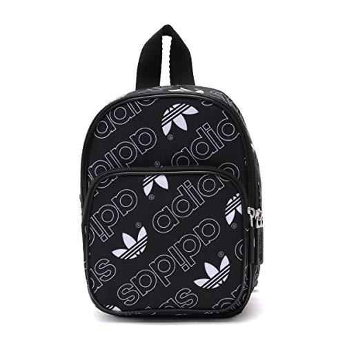 [アディダス オリジナルス]adidas Originals AC BACKPACK XS GR 3WAY リュックサック FUA26 ブラックxホワイト/DV0192
