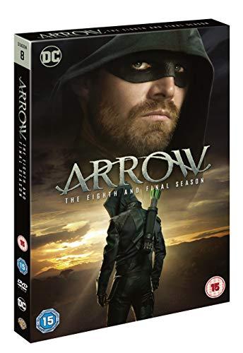 Arrow: Season 8 [DVD] [2019] [2020]