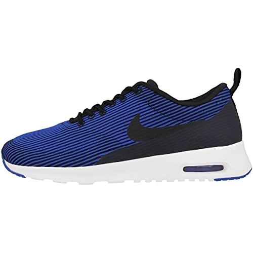 Nike W Air MAX THEA KJCRD, Zapatillas de Deporte Mujer, Negro (Black/Black-Racer Blue-White), 38