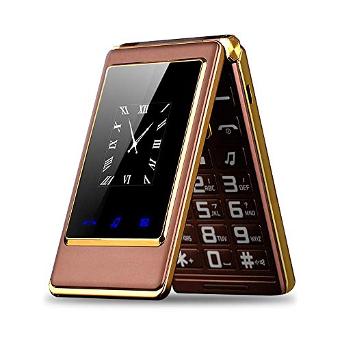 Mini teléfonos, teléfonos grandes, teléfonos con doble tarjeta y doble modo de espera, teléfonos con botones grandes, teléfonos abatibles con pantalla dual, teléfonos antiguos con pantalla táctil -