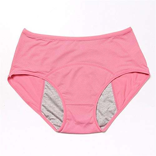 Ybqy 3 Stks Lek Bewijs menstruatie slipje Vrouwen Ondergoed Fysiologische Broek Katoen Briefs Plus Size Lingerie Waterdichte slipje