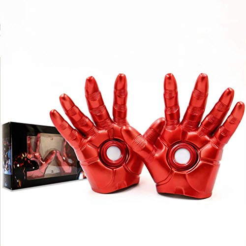 guanti di iron man XIONGDA Guanti Cosplay Prop