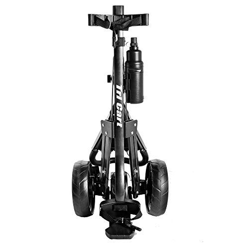 Longridge Three Wheel Tri-Cart Golf Trolley