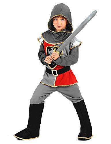 Ritter Kostüm für Jungen 104/116 (4-6 Jahre) - 2